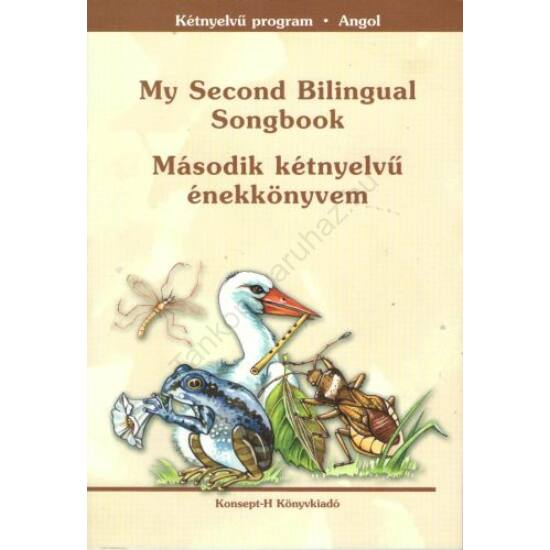 Második kétnyelvű énekkönyvem (KT-0721)