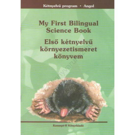 Első kétnyelvű környezetismeret könyvem (KT-1728)