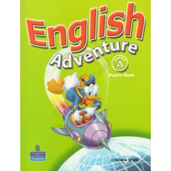 English Adventure Starter A Pupil's Book