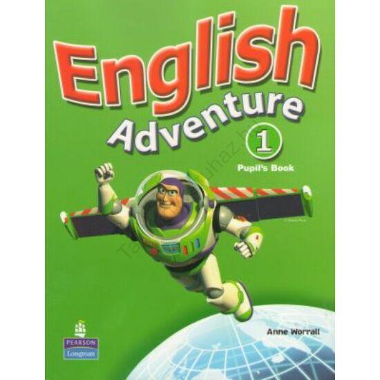 English Adventure 1 Pupil's Book