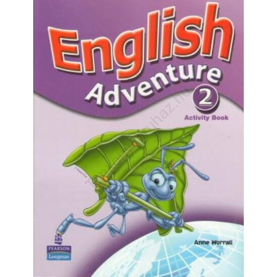 English Adventure 2 Activity Book