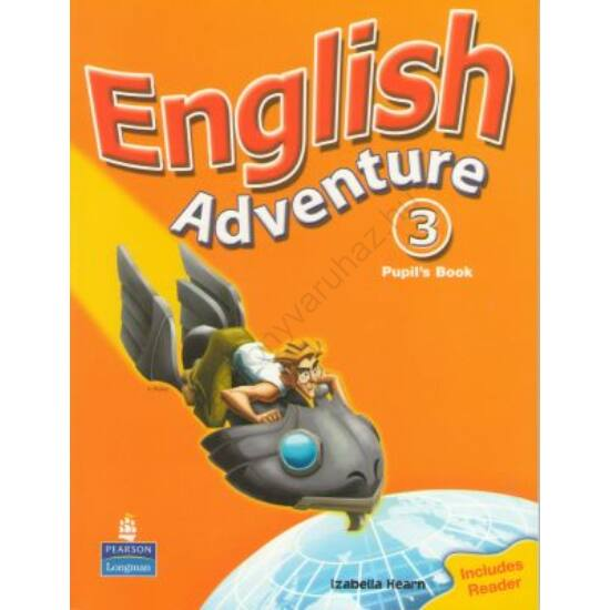 English Adventure 3 Pupil's Book