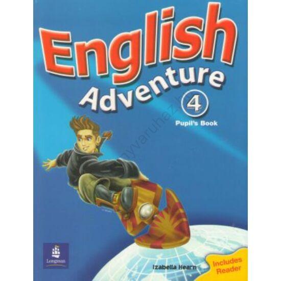 English Adventure 4 Pupil's Book