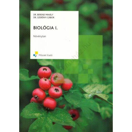 Biológia I. (MK-2386-6)