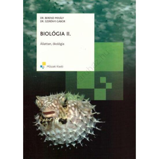 Biológia II. (MK-2387-4)