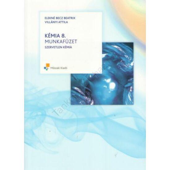 Kémia 8. munkafüzet (MK-4507-1)
