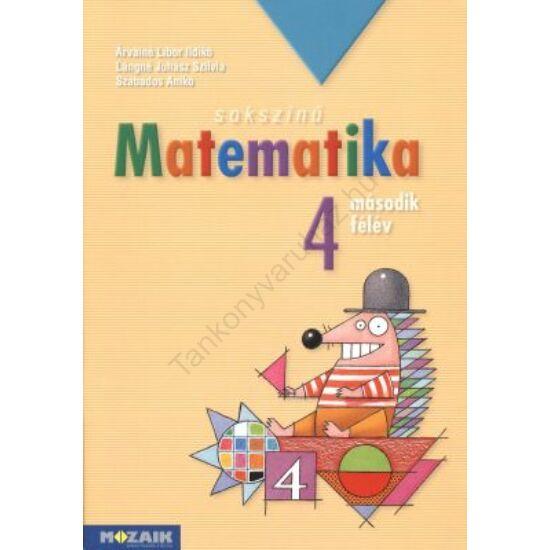 Sokszínű matematika 4. Második félév (MS-1742)