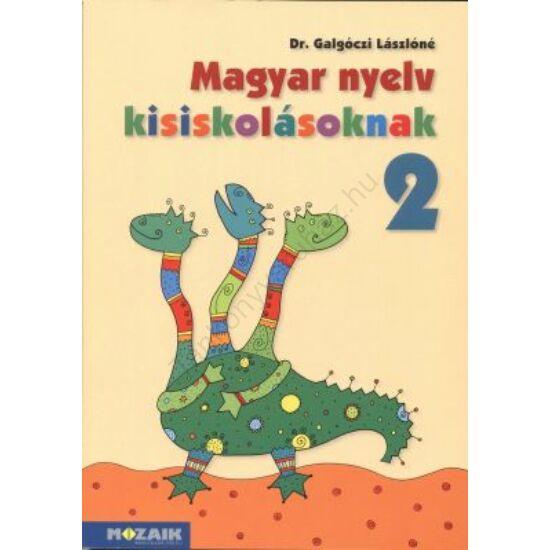 Magyar nyelv kisiskolásoknak 2. (MS-2601U)