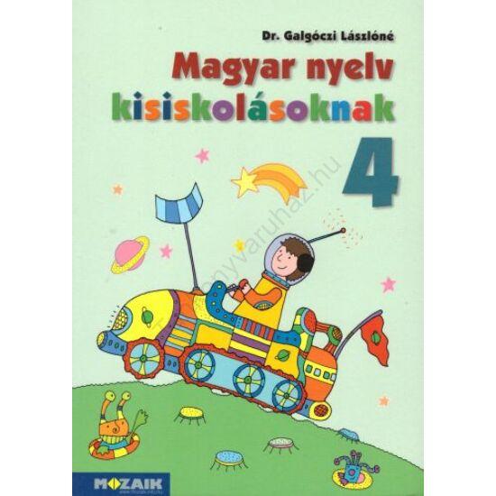 Magyar nyelv kisiskolásoknak 4. (MS-2603)