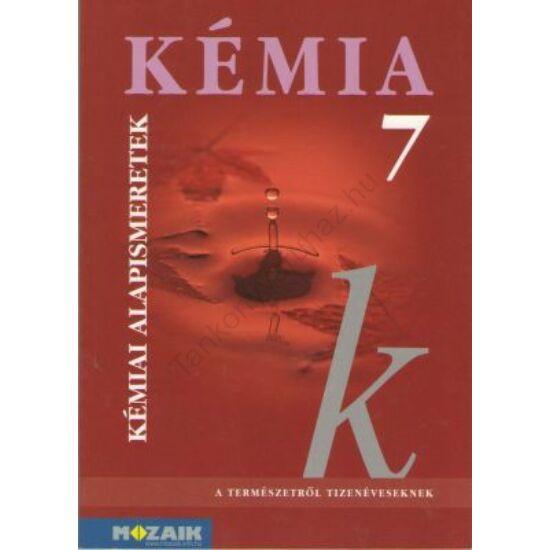 Kémia 7. tankönyv  (MS-2608T)