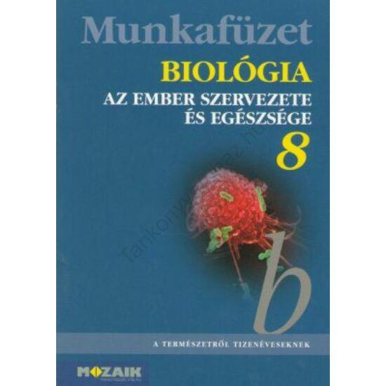 Biológia 8. munkafüzet (MS-2814)