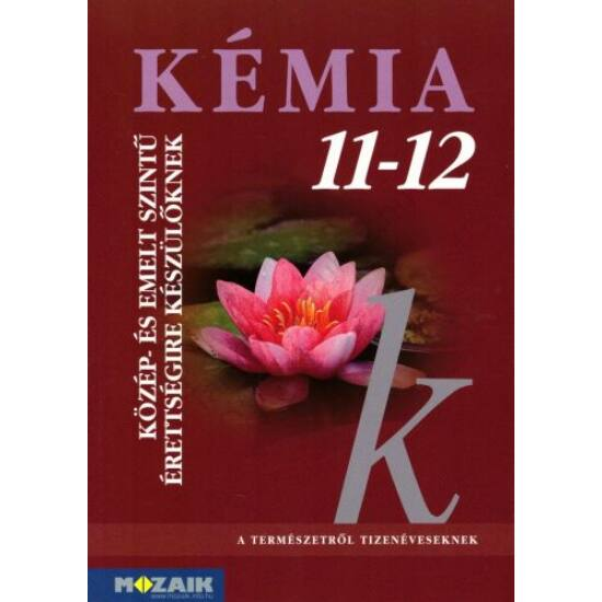 Kémia tankönyv 11-12. (MS-3151)