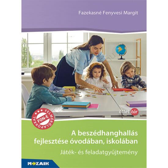 DIFER - A beszédhanghallás fejlesztése 4-8 éves életkorban (MS-9326)
