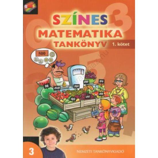 Színes matematika tankönyv 3. (NT-00378/I)