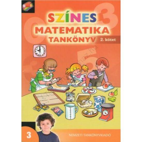 Színes matematika tankönyv 3. (NT-00378/II)