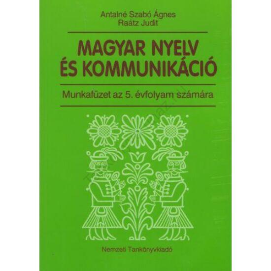 Magyar nyelv és kommunikáció 5. (NT-00531/M/1)