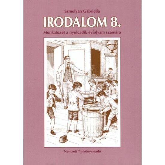 Irodalom 8. munkafüzet (NT-00813/M)