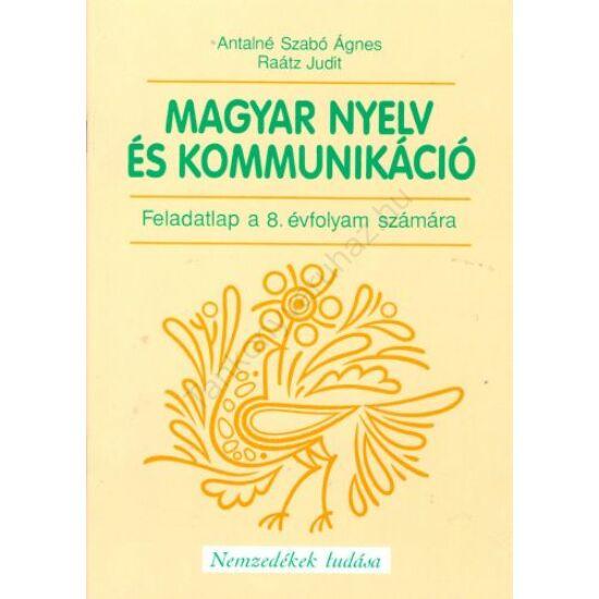 Magyar nyelv és kommunikáció 8.évfolyam (NT-00831F/1)