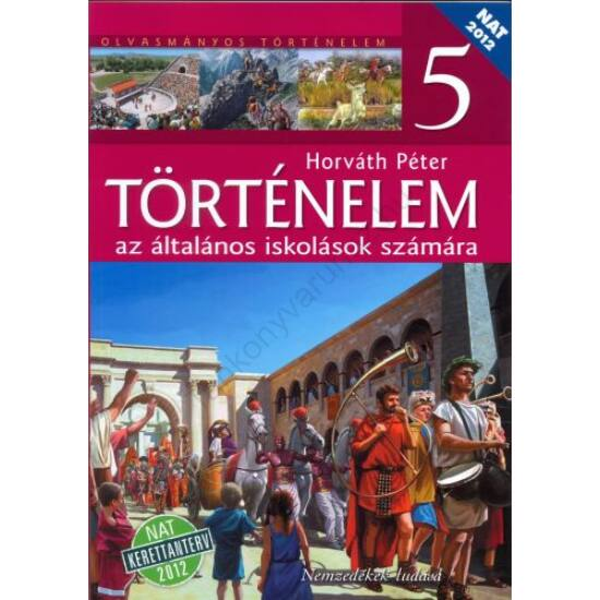 Történelem 5. tankönyv (NT-11575/T)