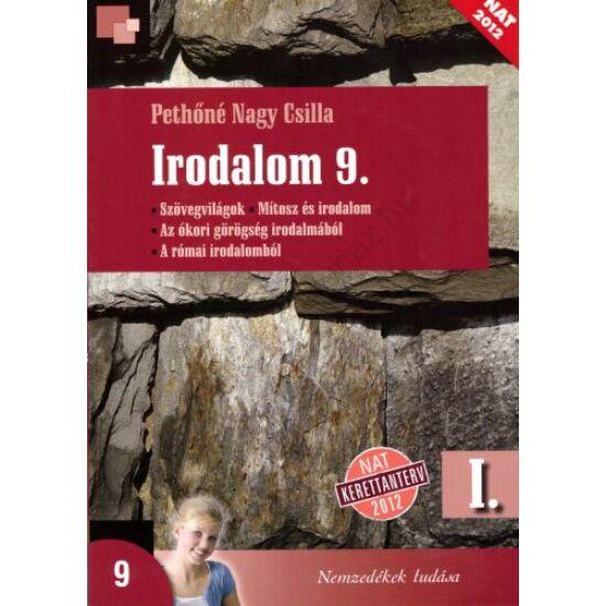 Irodalom 9. I. kötet (NT-17120/I)