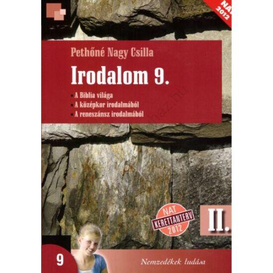 Irodalom 9. II. kötet (NT-17120/II)