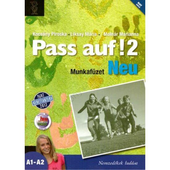 Pass auf! Neu 2. munkafüzet (NT-56522/M/NAT)