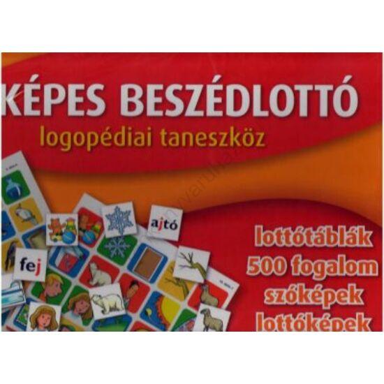 Képes beszédlottó - Dobozos (NT-83356)