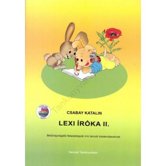Lexi íróka II. (NT-98572/F/II)