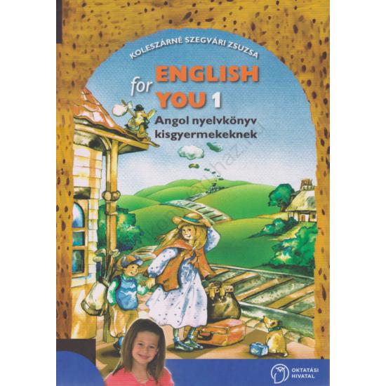 English for You 1. tankönyv (OH-ANG02T)