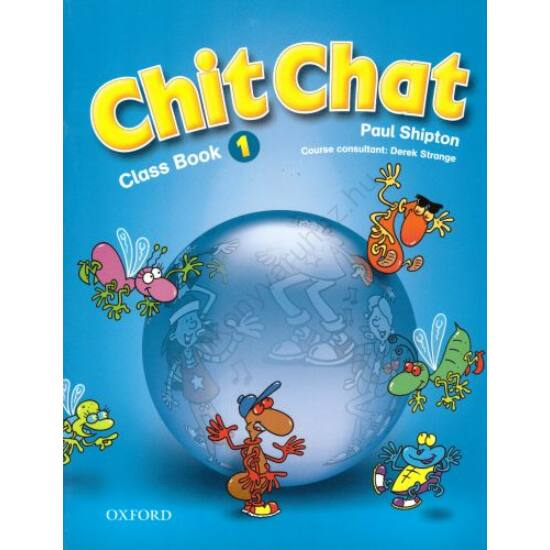 Chit Chat 1. Class Book