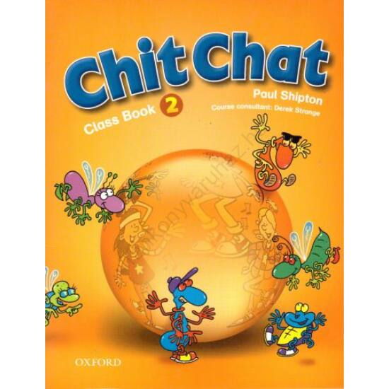 Chit Chat 2. Class Book (OX-4378352)