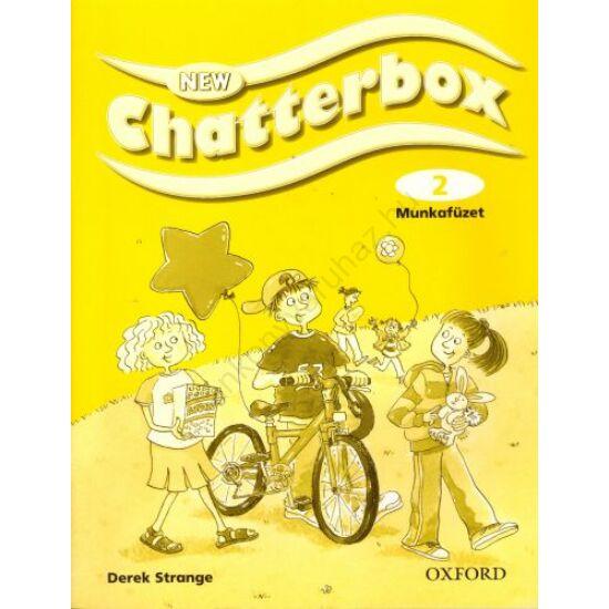 New Chatterbox 2. munkafüzet