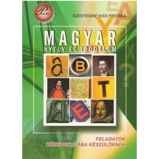 Magyar nyelv és irodalom feladatok 4. osztályos középiskolába készülőknek (PD-193)