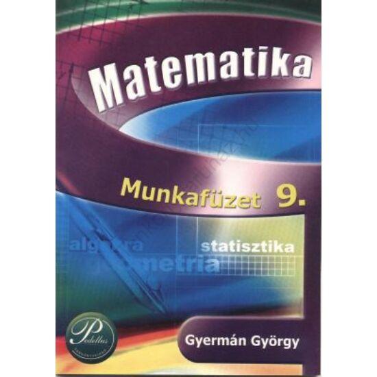 Matematika 9.-munkafüzet (PD-236)