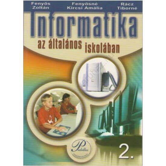 Informatika az általános iskolában 2. tankönyv (PD-262)