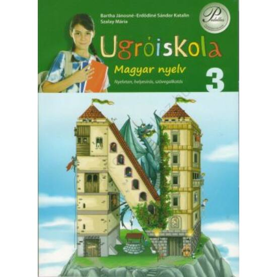 Ugróiskola Magyar nyelv 3. (PD-367)