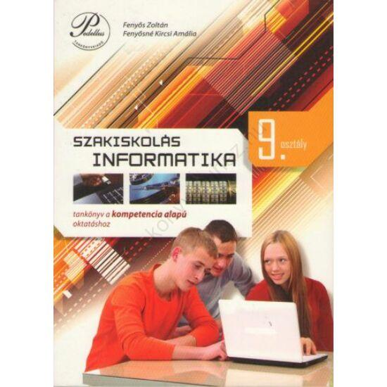Szakiskolás informatika 9. tankönyv