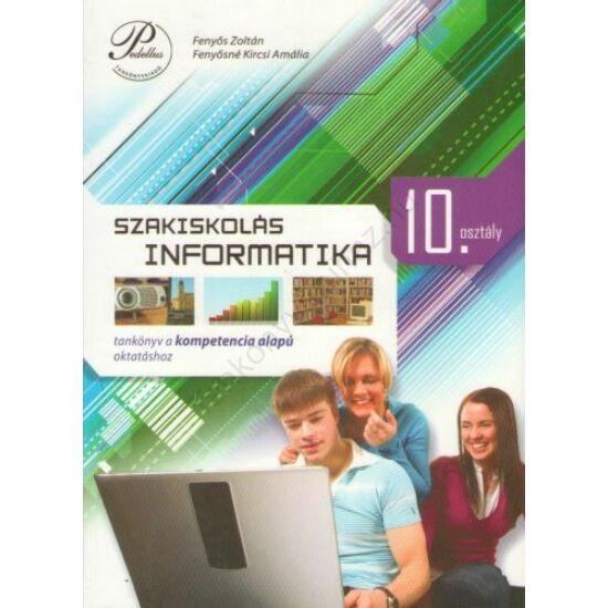 Szakiskolás informatika 10. tankönyv