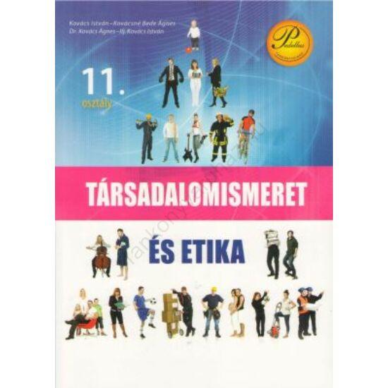 Társadalomismeret és etika 11.(PD-397)