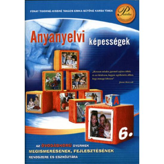 Anyanyelvi képességek (PD-906)