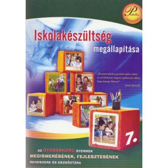 Iskolakészültség megállapítása (PD-907)