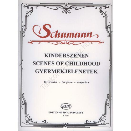 Schumann, Robert: Gyermekjelenetek